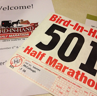 Race Recap: Bird in Hand Half Marathon