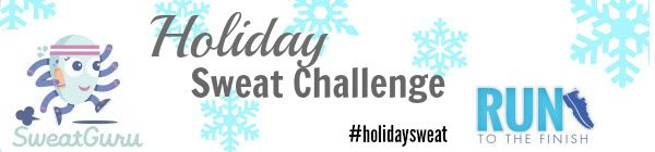 Making a comeback with the Holiday Sweat Challenge